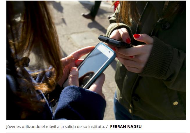 Els perills del sexting