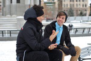 El arte de mantener una conversación