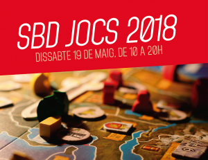 19 MAYO 2018 SBD JOCS 2018