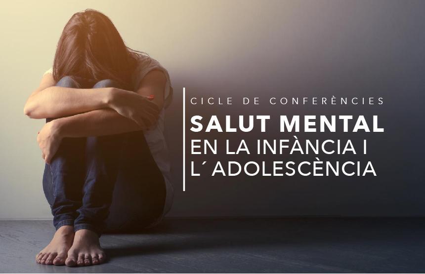Cicle de conferències Salut mental en la infància i l'adolescència al Cosmocaixa Barcelona , Octubre-2018