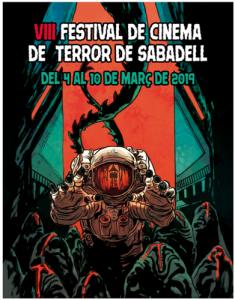 8a Edició del festival de Cinema de terror de Sabadell