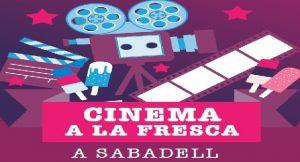 CINE A LA FRESCA SABADELL 2019