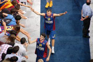 Àlex Abrines torna al bàsquet després de superar una depressió