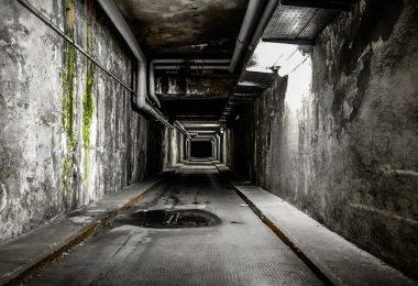 31-octubre-2019: Túnel del Terror en el Centro Cívico Creu de Barberà