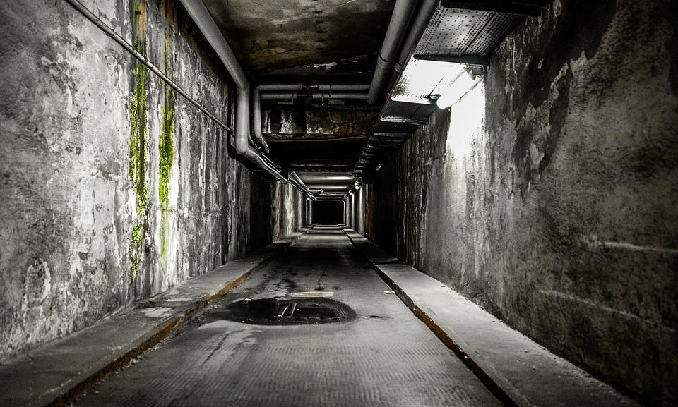 31-octubre-2019: Túnel del Terror al Centre Cívic Creu de Barberà