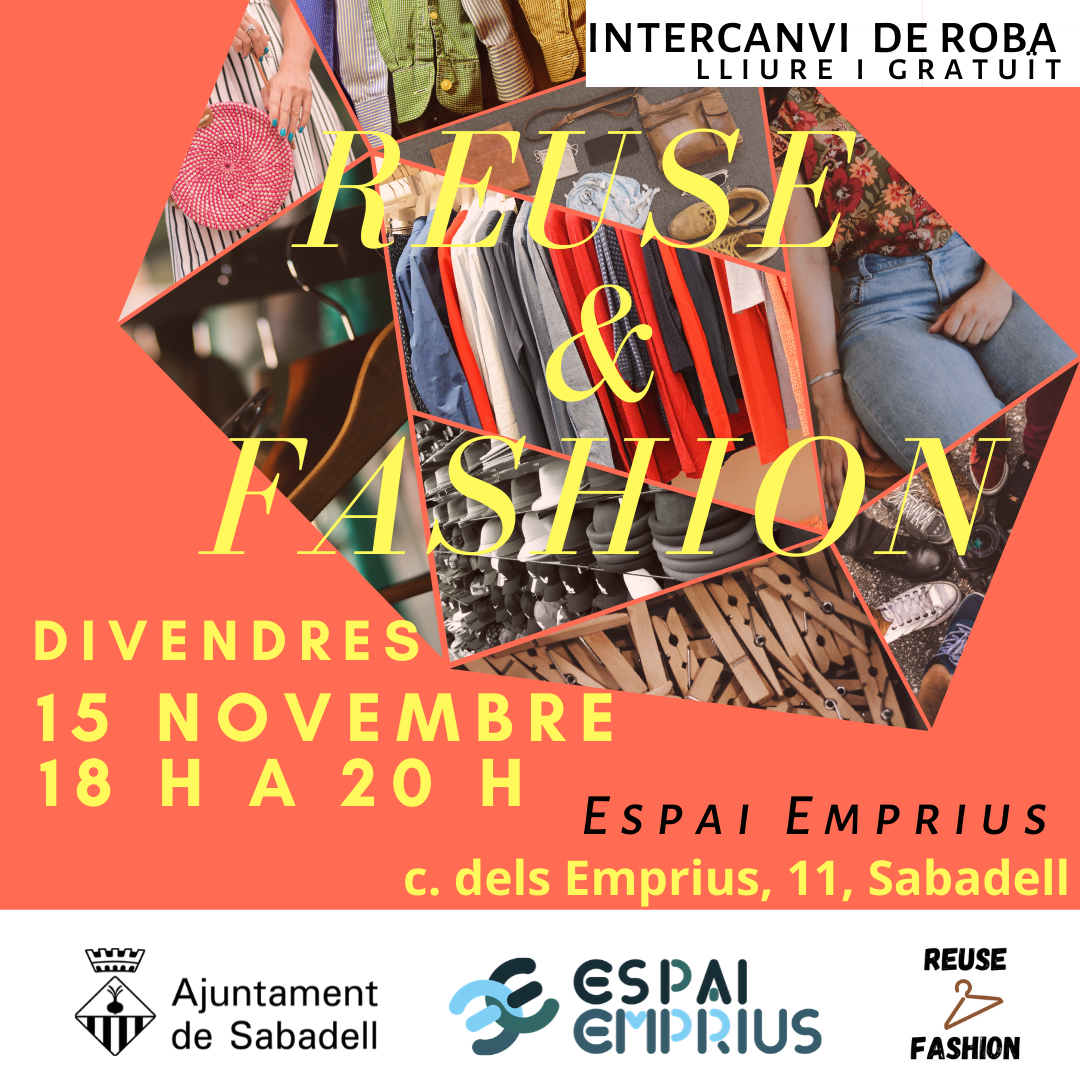 15-11-2019: Reuse & Fashion