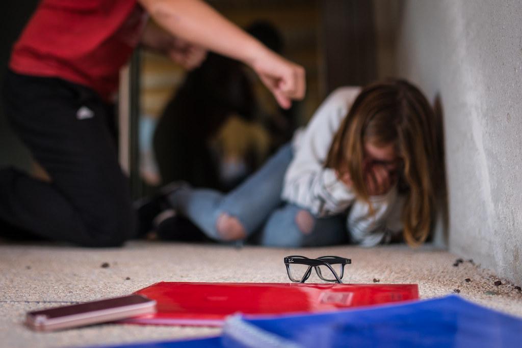 Itxaso, un testimoni de com fer front a l'assetjament