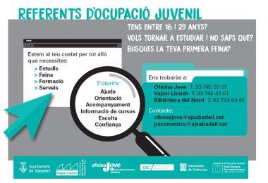 Referentes de Ocupación Juvenil: qué es?