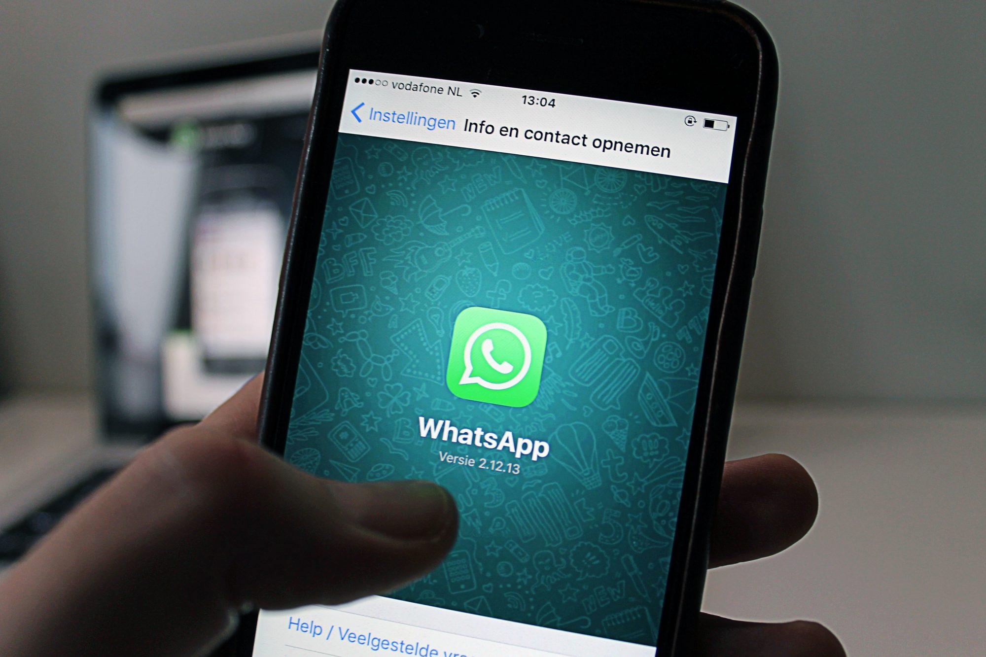 Oleada de robos de cuentas de Whatsapp