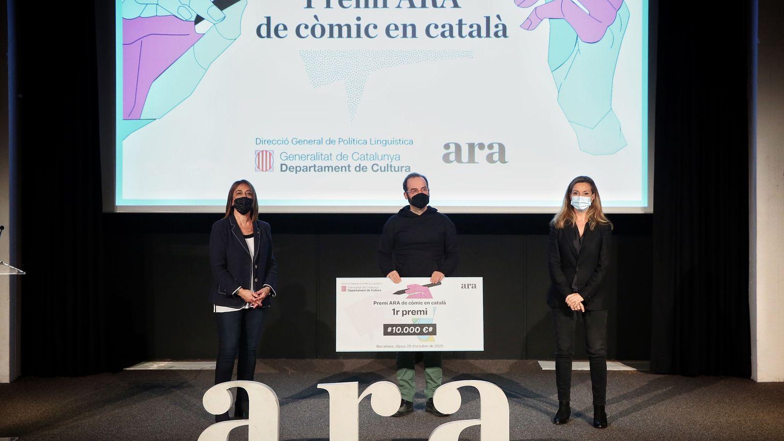 Premi ARA de Còmic en Català 2021